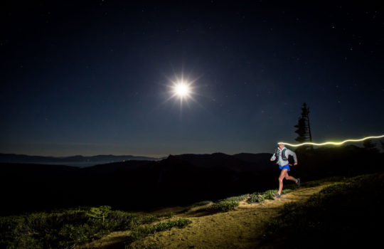 Tahoe Rim Trail Endurance Runs | A glimpse of heaven … a