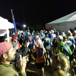 Tahoe Rim Trail 100 - 2018 by Marcy Beard